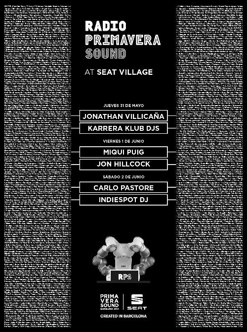 horarios primavera sound 2018