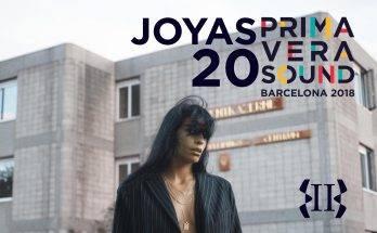joyas primavera sound 2018