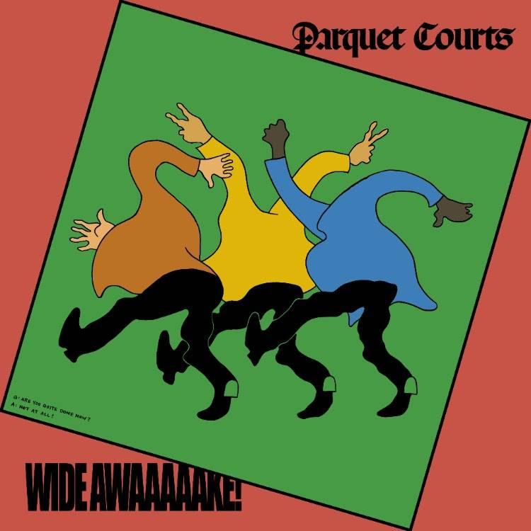 parquet courts nuevo disco nueva cancion
