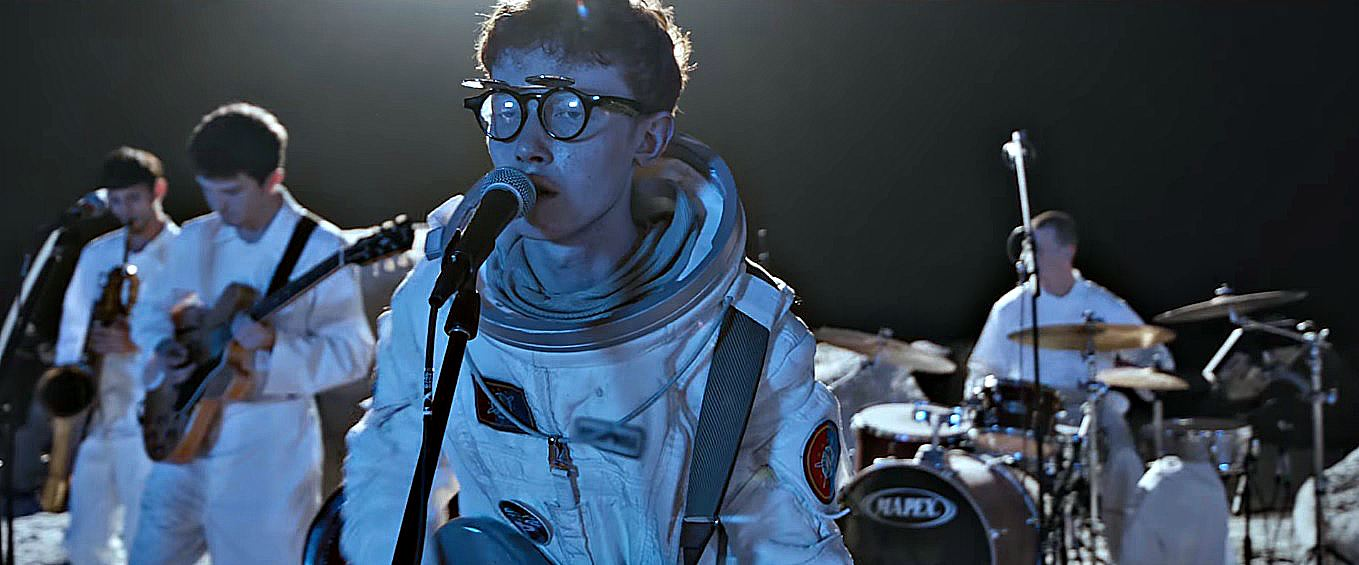 king krule live on the moon