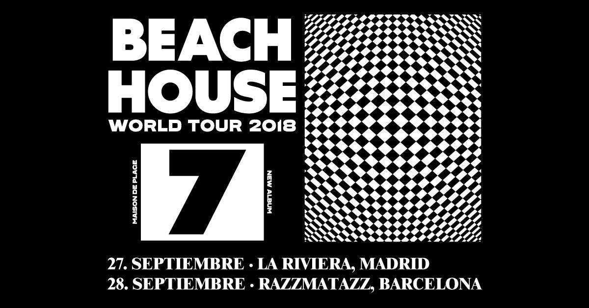 conciertos beach house españa