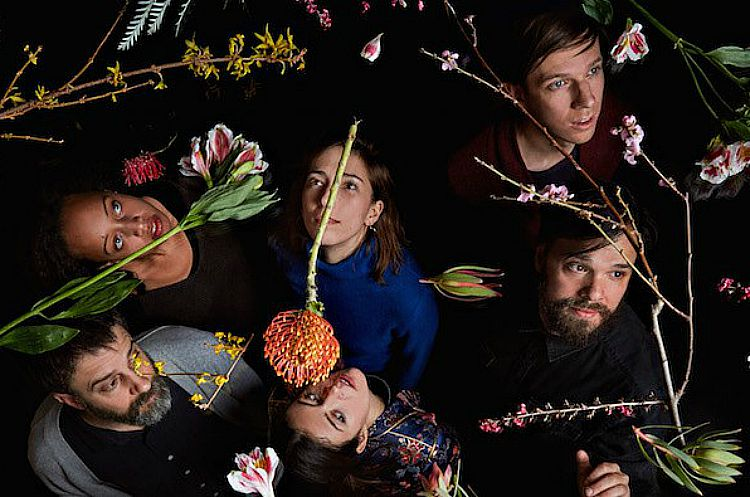 dirty projectors nuevo disco lamp lit prose nueva cancion break-thru