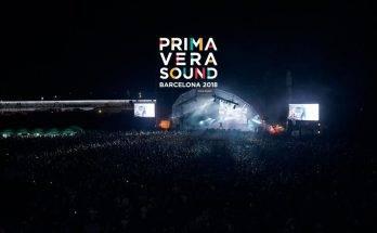 cronica primavera sound 2018