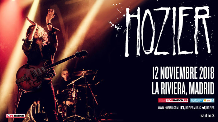 hozier concierto madrid 2018