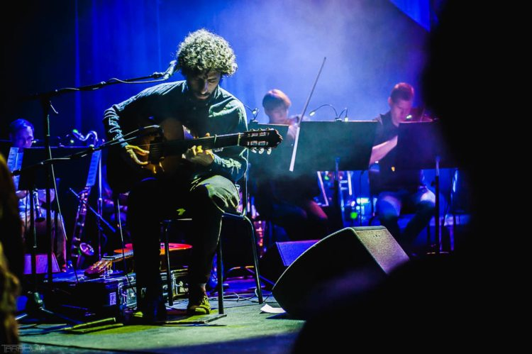 cronica jose gonzalez string theory madrid