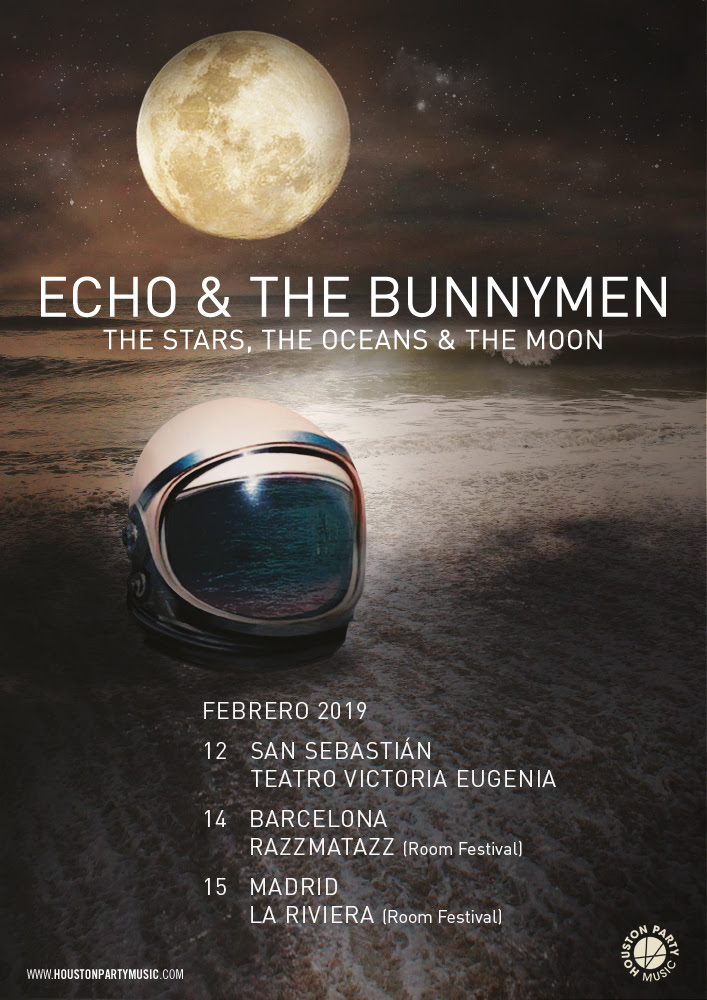 conciertos echo & the bunnymen madrid barcelona sebastian