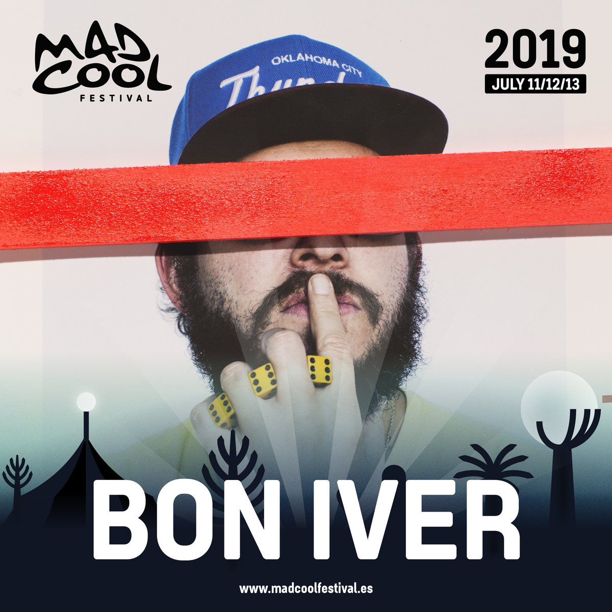 bon iver mad cool 2019