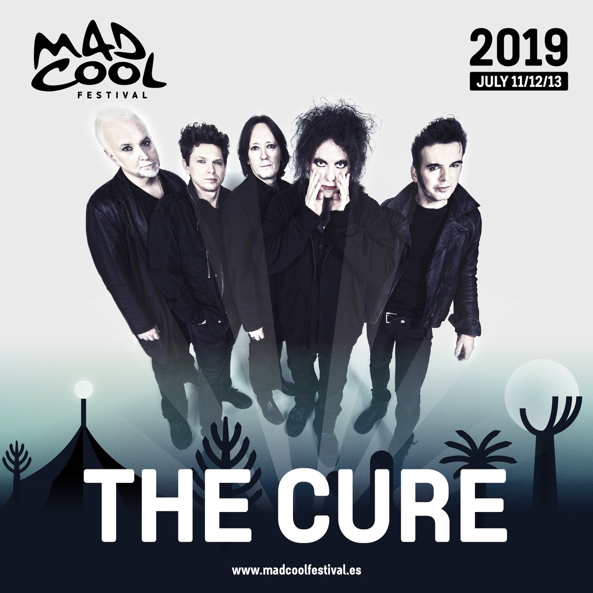 the cure mad cool 2019