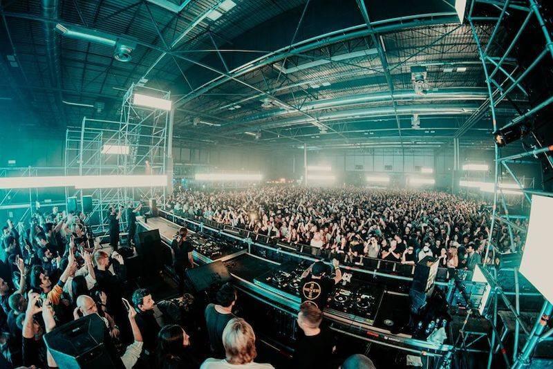 cronica dgtl festival madrid 2019